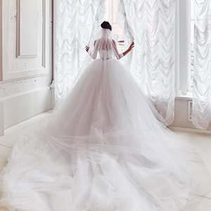 Wedding Dress Preservation Service Marketing Image